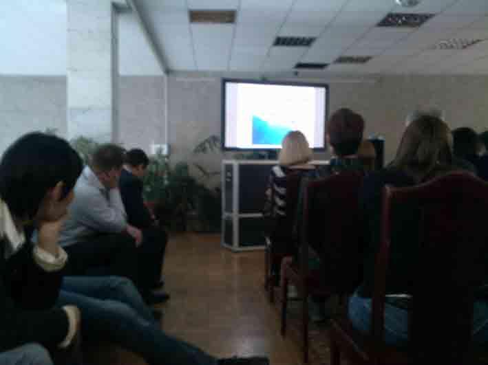 доктор-офис на конференции пользователей Esri